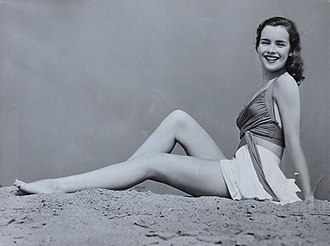 Susan Peters - Peters in an early 1941 portrait for Warner Bros. as Suzanne Carnahan