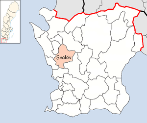 Svalöv Municipality in Scania County.png
