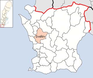 Svalöv Municipality Municipality in Skåne County, Sweden