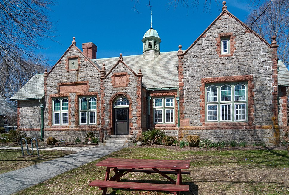 Swansea Public Library, Massachusetts