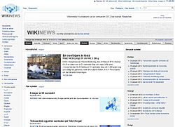 Swedish Wikinews Front Page 24 February 2012.jpg