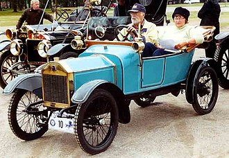 Swift Motor Company - Swift 7 HP 1912