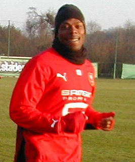 Sylvain Wiltord French association football player