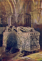 Túmulo de Inês de Castro (Roque Gameiro, Quadros da História de Portugal, 1917).png