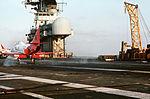 TA-4J catching wire on USS Lexington (AVT-16) in 1989.JPEG