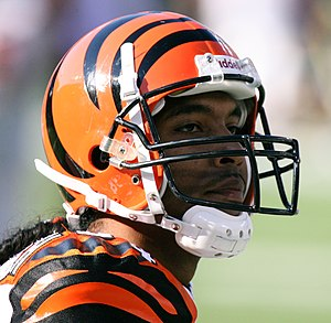 T. J. Houshmandzadeh - Houshmandzadeh with the Cincinnati Bengals in 2006