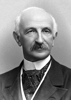 The Hague Academy of International Law - Nobel Peace Prize laureate Tobias Asser (1838–1913)