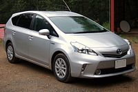toyota prius v wikipedia. Black Bedroom Furniture Sets. Home Design Ideas