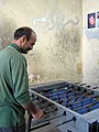 Table Football Club - west suburb of Nishapur near Shatita Mosque 24.JPG