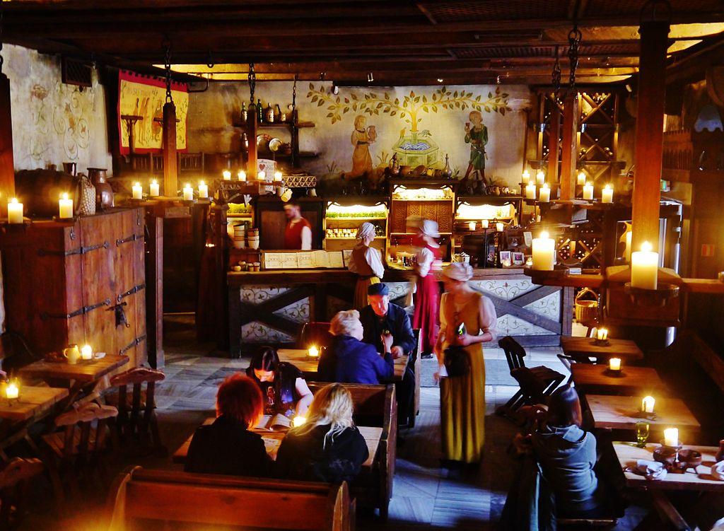 Tallinn Olde Hansa Innen 06