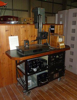 Profilometer - Original 1940s Taylor-Hobson Talysurf surface profile measuring machine