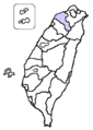 Taoyuan County location.png