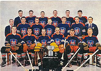 Tappara - Tappara championship squad in 1961