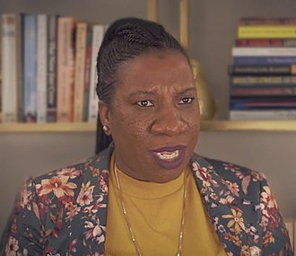 Tarana Burke - Burke in 2018 biographical documentary