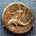 Taranto, nomos o statere, 281-272 ac ca.JPG
