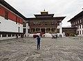 Tashichho Dzong Fortress in Thimphu during LGFC - Bhutan 2019 (64).jpg