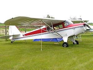 Taylorcraft B - Image: Taylorcraft BC12 DN9558101