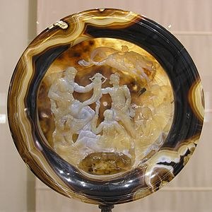 Farnese Cup - Tazza Farnese, front