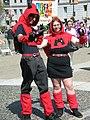 Team Magma cosplayers at 2010 NCCBF 2010-04-18 1.JPG
