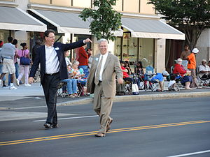 Ted O'Brien - Image: Ted O Brien Labor Day Parade 2014