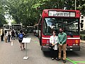 """Teleférico, autobuses históricos y movilidad eléctrica, protagonistas de """"Pasea EMT Madrid"""" 01.jpg"""