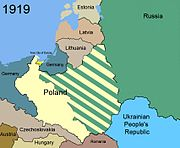 Territorial changes of Poland 1919b