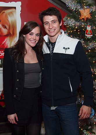 Tessa Virtue - Virtue and Moir in 2010