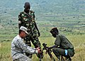 Texas National Guardsmen exchange best practices with Burundi soldiers (7220755398).jpg