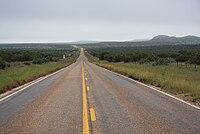 Texas State Highway 222, King County, Texas.jpg
