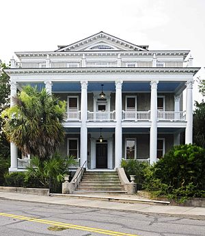 National Register of Historic Places listings in Beaufort County, South Carolina - Image: The Anchorage