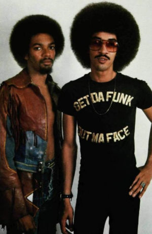 The Brothers Johnson - Brothers Johnson in 1976