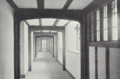 The Cloisters, Regent's Park by Baillie Scott. Corridor on upper floor.png