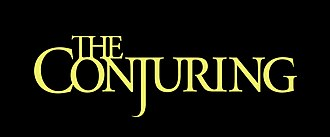 The Conjuring (film series) - Title card of the first film