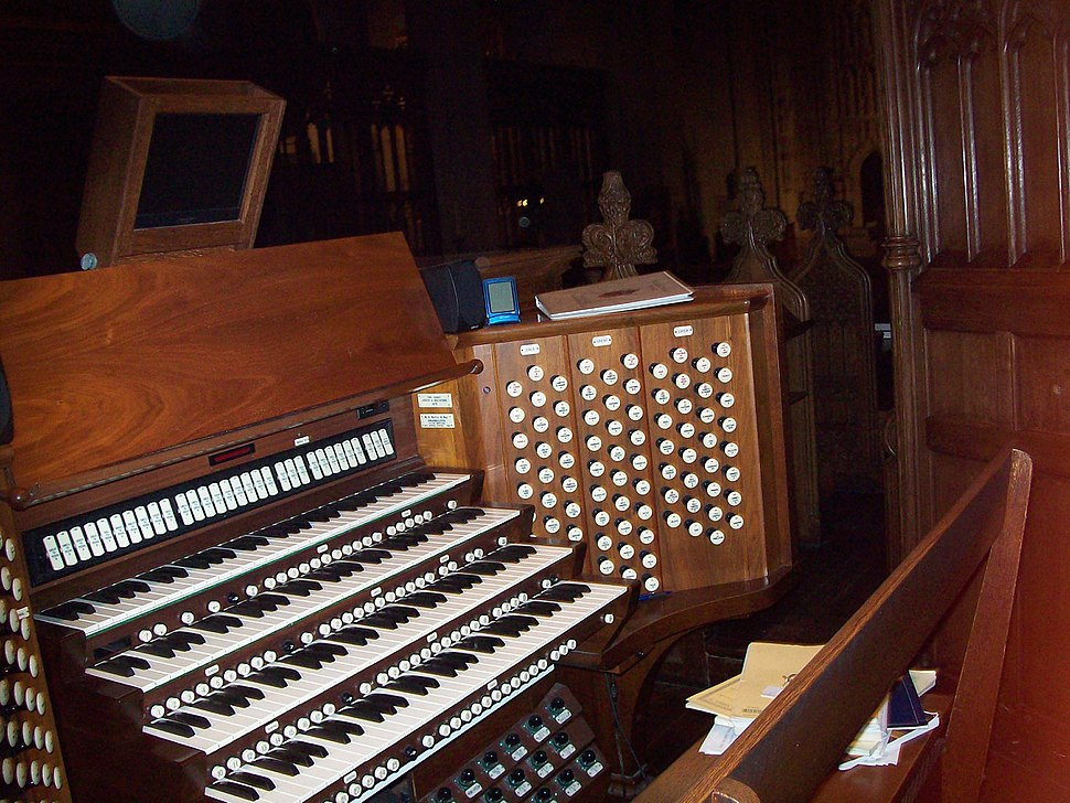 The Great Organ of WNC