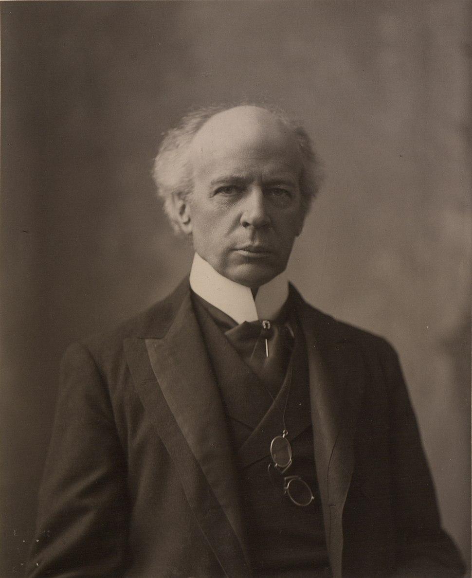 The Honourable Sir Wilfrid Laurier Photo C (HS85-10-16873)
