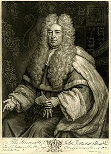 English lawyer, judge, politician, and writer on English legal and constitutional history