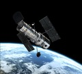 The Hubble Space Telescope in orbit.tif