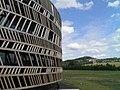 The Interpretation Centre of the Muséo Parc Alésia (7700489504).jpg