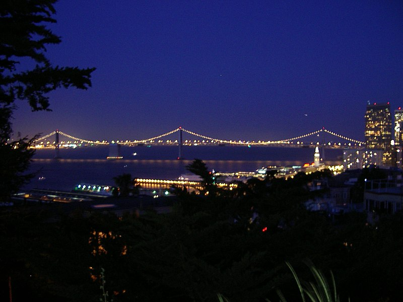 File:The Oakland Bay Bridge.jpg