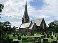The Parish Church of St James, Leyland - geograph.org.uk - 500100.jpg