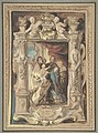 The Presentation in the Temple, with a Design for a Sculpted Frame MET DP802211.jpg