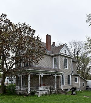 President's Cottage - Image: The President's Cottage