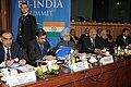 The Prime Minister, Dr. Manmohan Singh attends the India-EU Summit, in Brussels, Belgium on December 10, 2010 (3).jpg