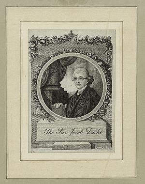 Jacob Duché - The Rev. Jacob Duché (NYPL NYPG94-F149-419915)