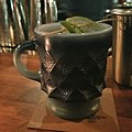 The Salabat toddy - rye and ginger. Nice cuz it's ever so slightly chilly out.jpg