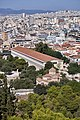 The Stoa of Attalus from the Areopagus on October 31, 2019.jpg