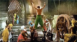 """The Thief of Bagdad (1940 film) - """"Dashing, dazzling, and altogether magical, The Thief of Bagdad is an enchanting fantasy for children of all ages""""."""