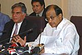 The Union Finance Minister, Shri P. Chidambaram speaking at a meeting with the Investment Commission, in New Delhi on July 7, 2006.jpg