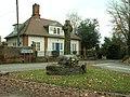 The War Memorial at Brent Pelham - geograph.org.uk - 1062626.jpg