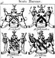 The arms of the nobility, of England, Scotland and Ireland, brought down to the year 1778 Fleuron T118793-33.png